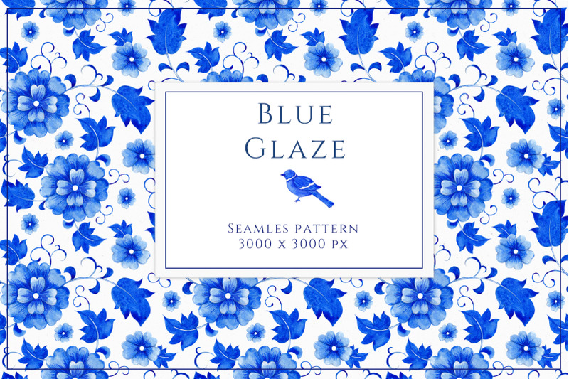 blue-glaze-collection-of-seamless-pattern