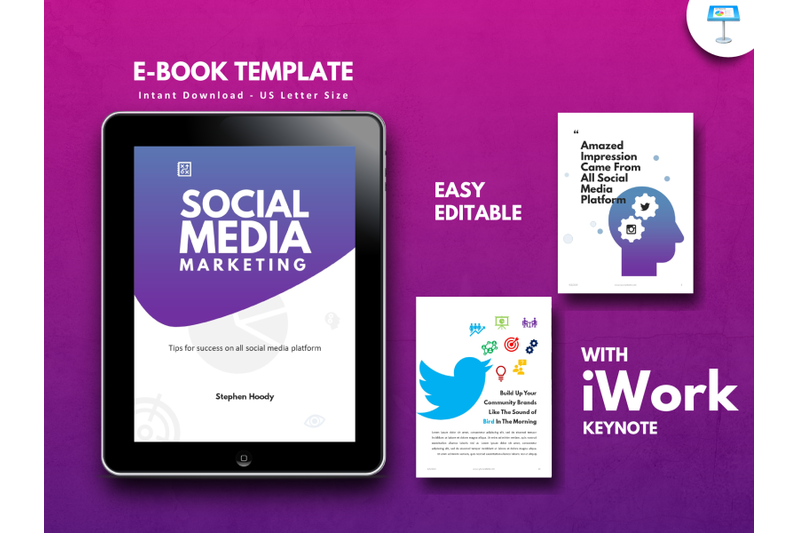 social-media-marketing-presentation-keynote-template