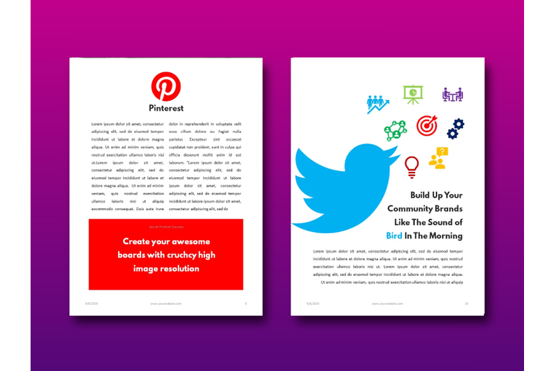 social-media-marketing-presentation-keynote-template