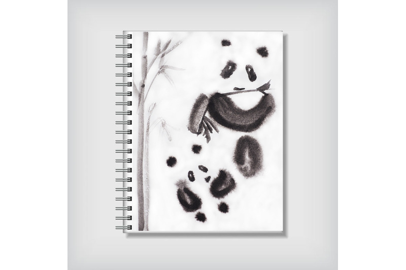 watercolor-pandas-and-bears