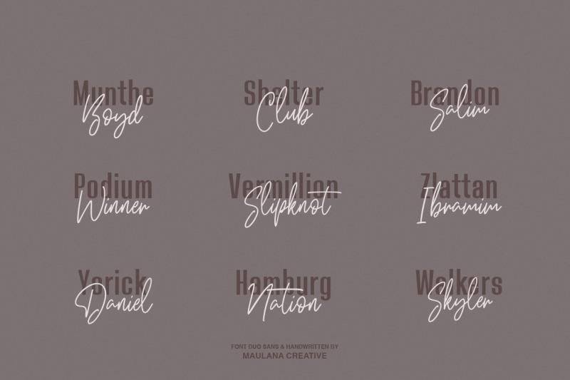 pillish-font-duo-sans-and-script