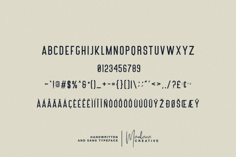 poliesster-font-duo-script-sans