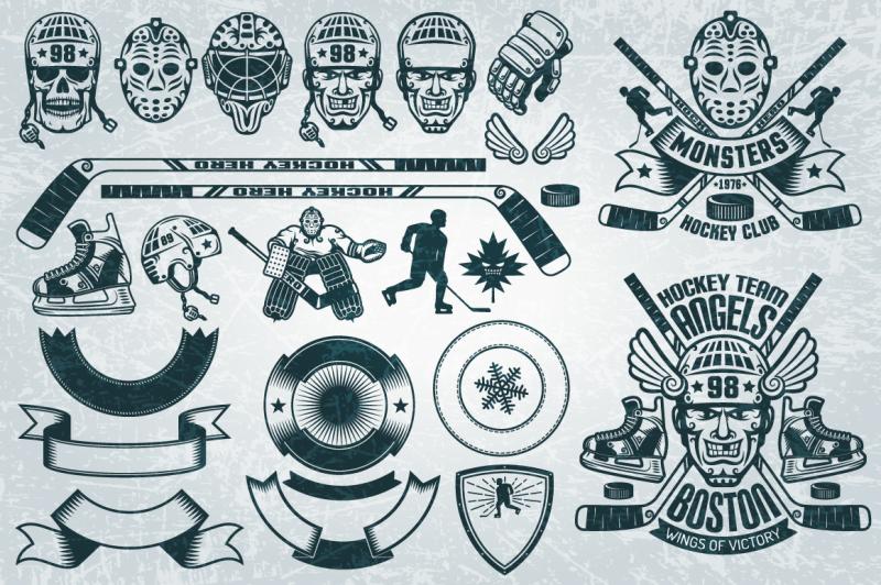 hockey-logo-bundle