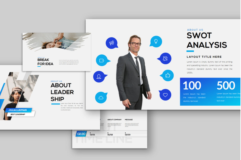 layout-powerpoint-template