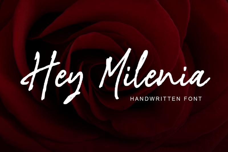 hey-milenia