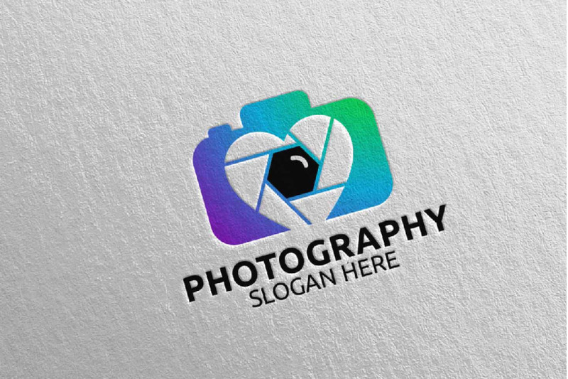 love-camera-photography-logo-59