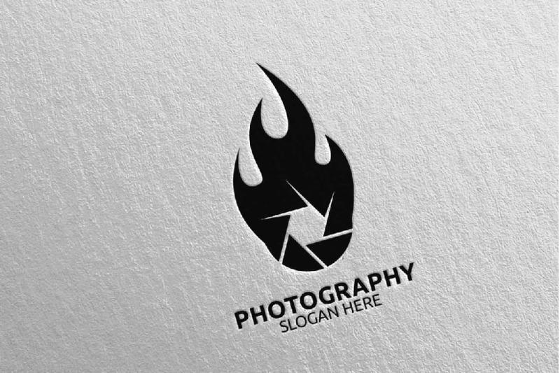 fire-camera-photography-logo-60