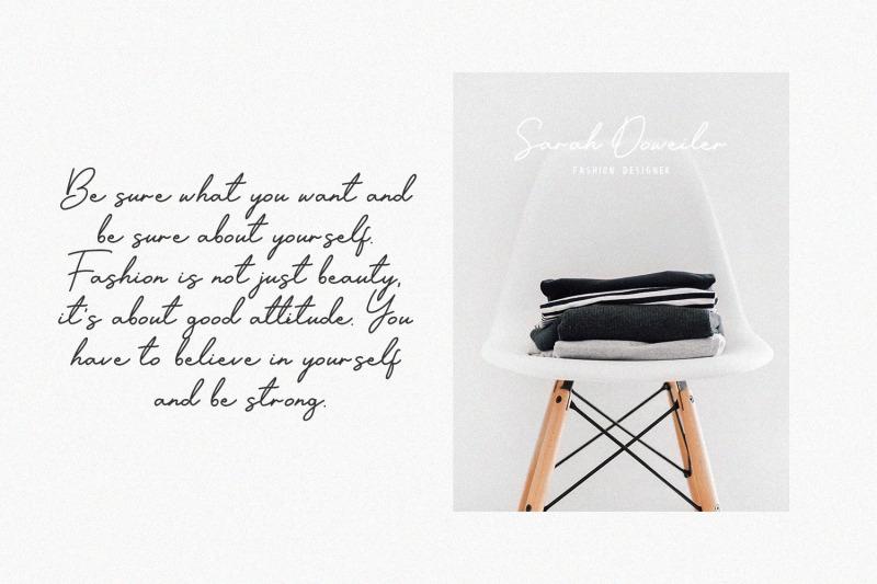 designer-signature-font