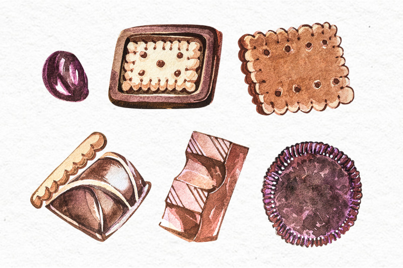 cakes-and-sweets-illustrations