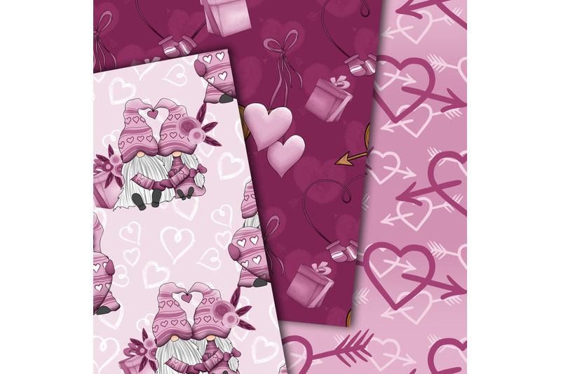 gnomes-in-love-pattern