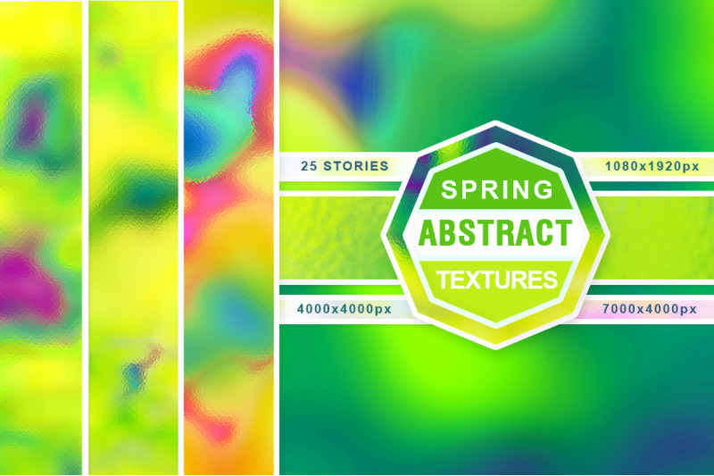 spring-abstract-textures