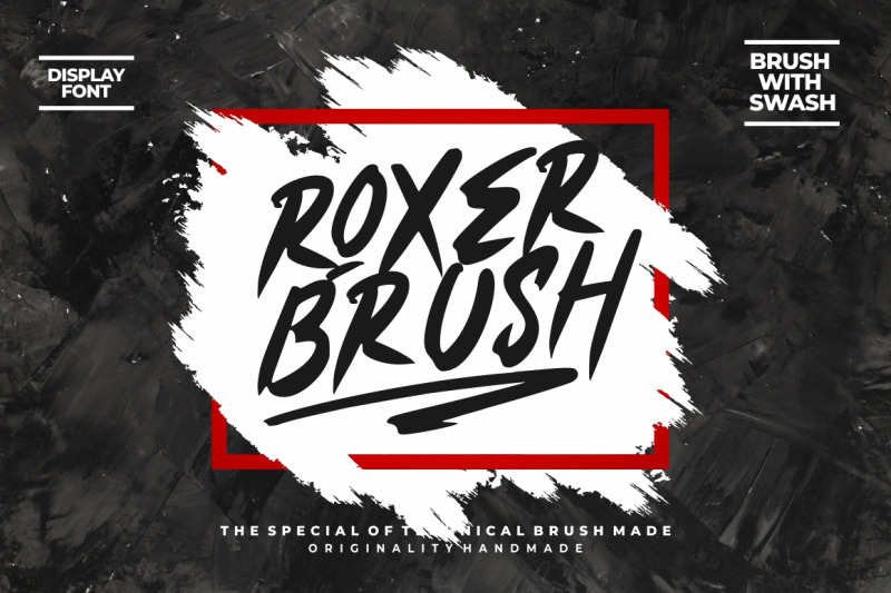 roxer-brush