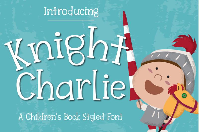 knight-charlie-children-font