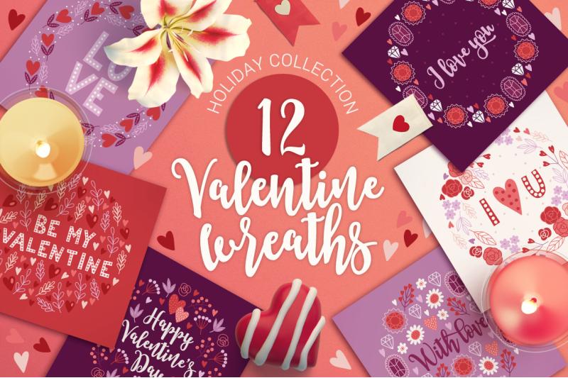 12-valentine-wreaths