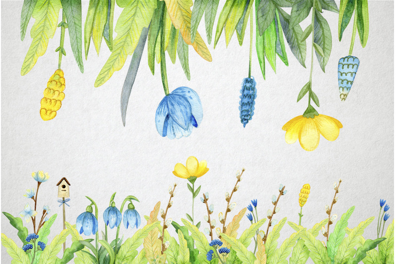 watercolor-spring-set