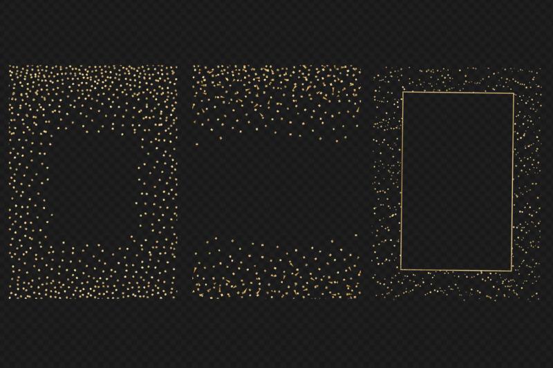 5x7-gold-confetti-frame-overlays