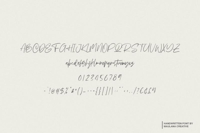 ambyttion-swash-handwritten-font