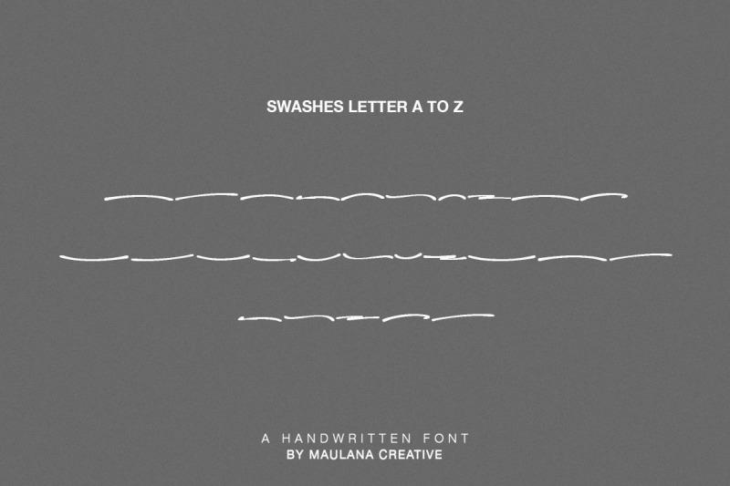 batllers-handwritten-font