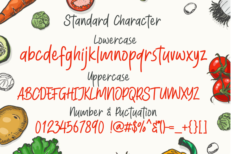sweeter-sandwich-handwritten-font