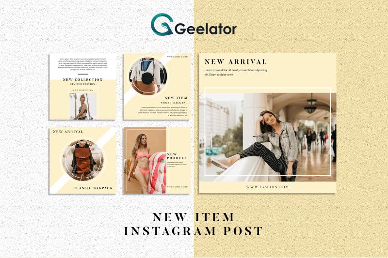 mirage-instagram-template