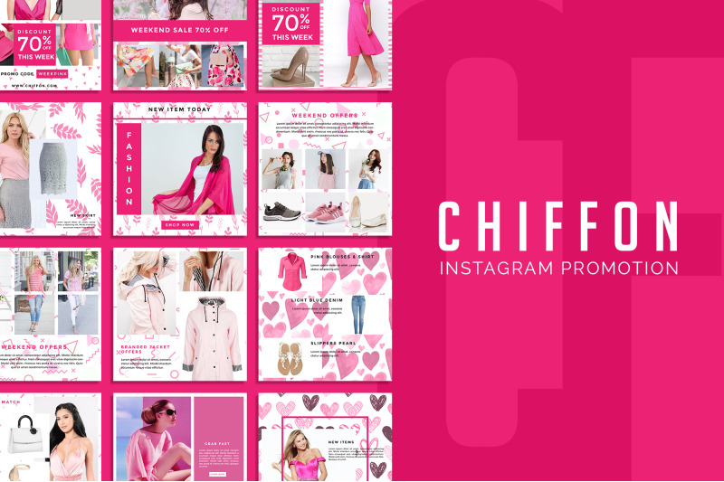 chiffon-instagram-template