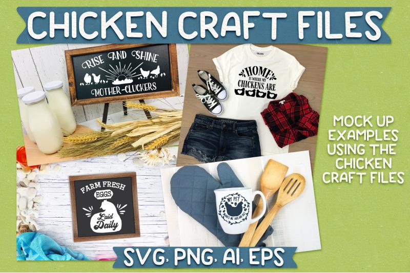 chicken-svg-craft-files