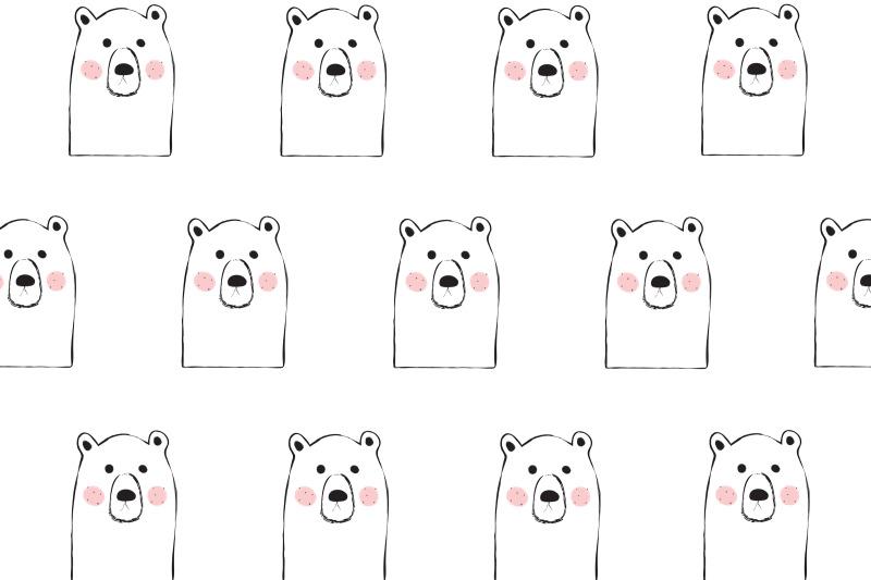 cute-bear-seamless-pattern