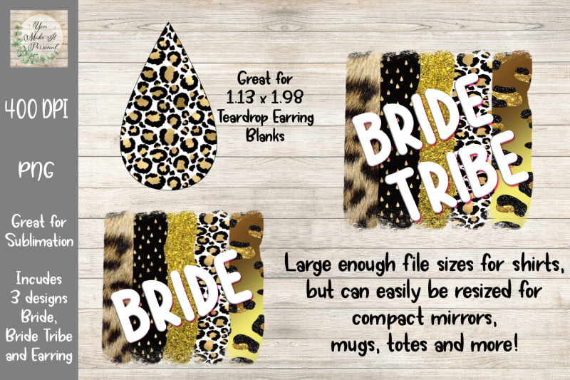 bride-bride-tribe-and-earring-set-leopard-brush-stroke-background