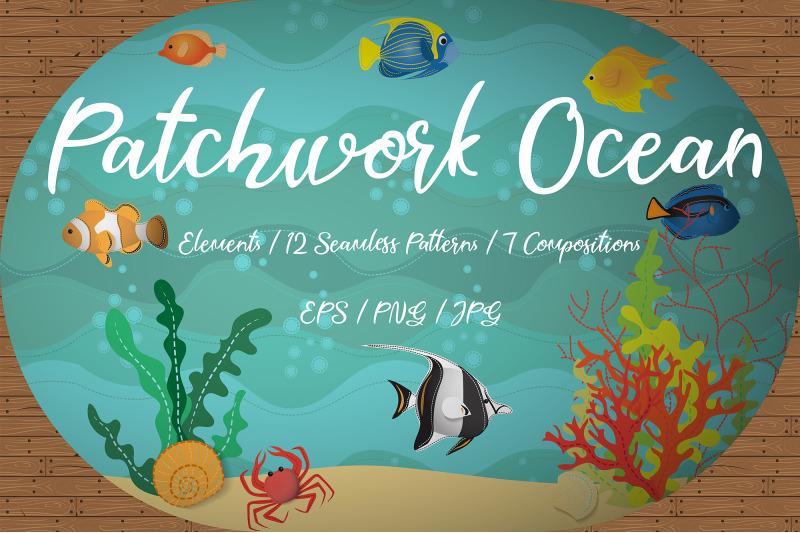 patchwork-ocean