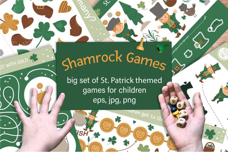 shamrock-games