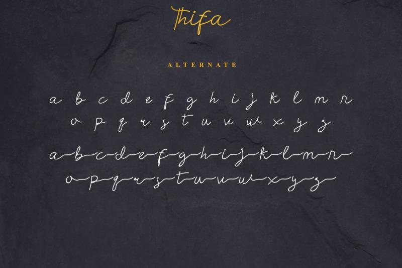 thifa