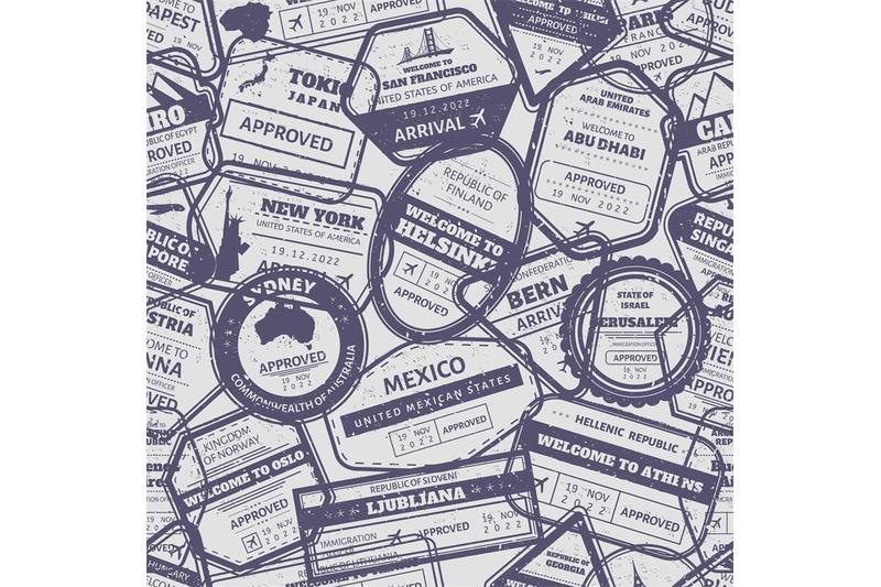 travel-stamp-seamless-pattern-vintage-visa-international-arrived-stam