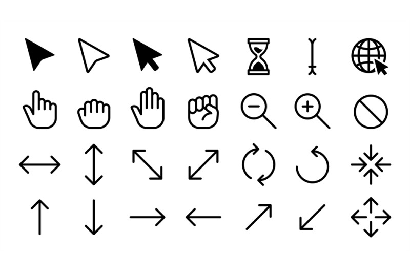 cursor-icons-web-internet-scale-arrow-clicking-computer-pointer-hand