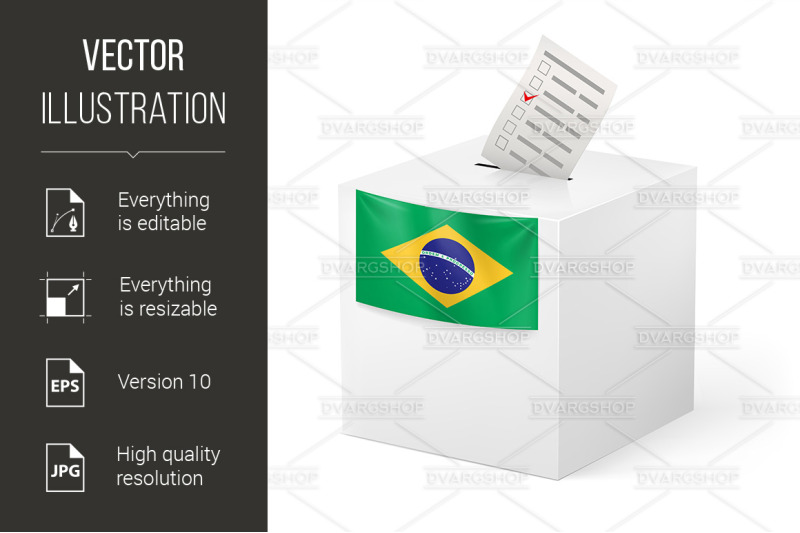ballot-box-with-voting-paper-brazil