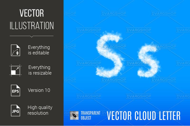 cloud-letter