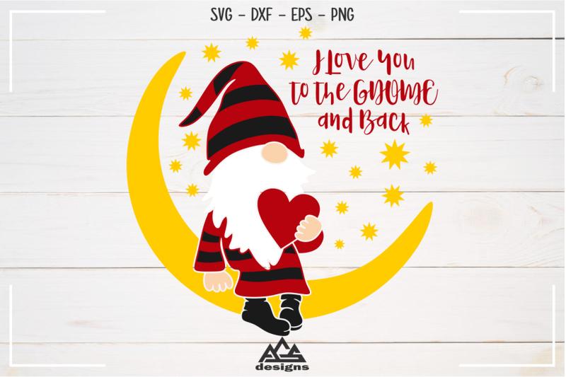 gnome-valentine-love-you-to-the-gnome-svg-design