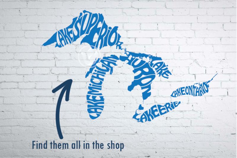 lake-huron-word-art-svg-dxf-eps-png-jpg-t-shirt-typography-overlay