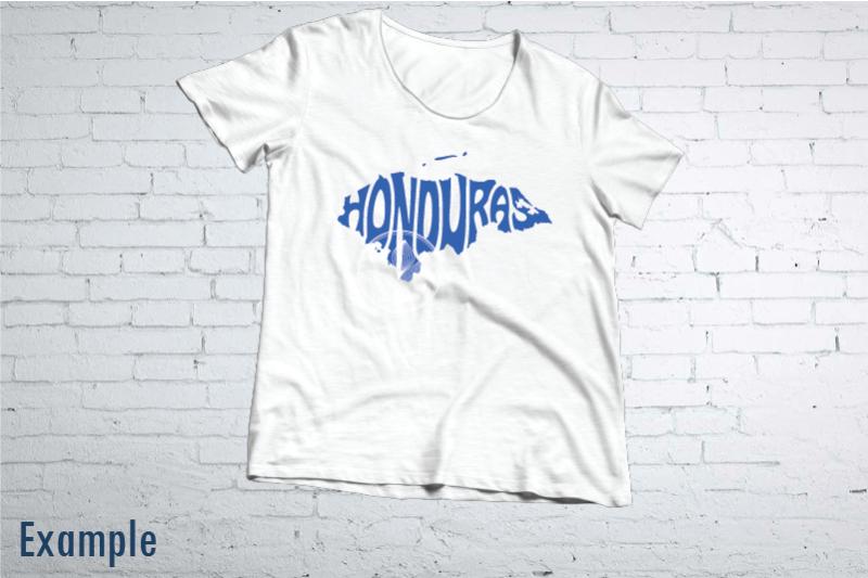 honduras-word-art-svg-dxf-eps-png-jpg-cut-file