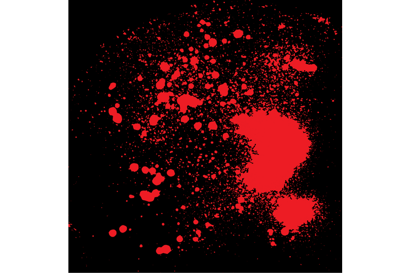 splashes-of-red-paint