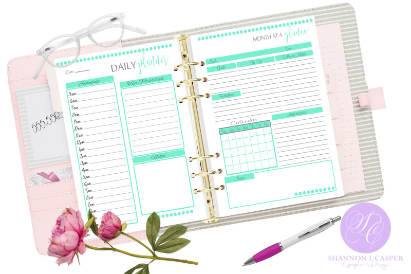 blue-monthly-printable-planner