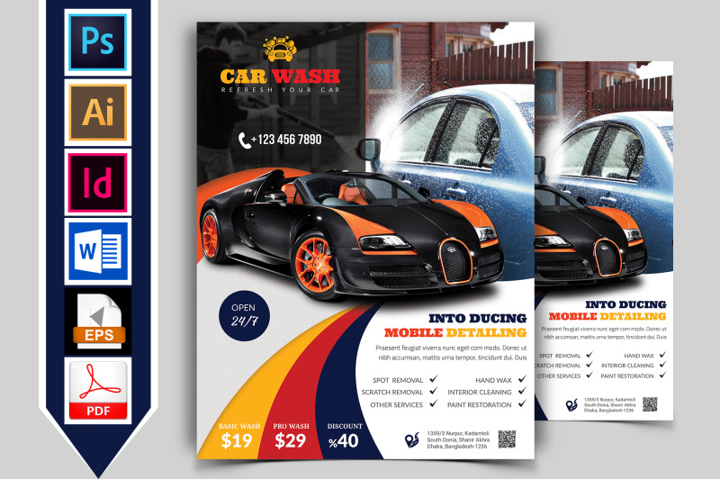 car-wash-flyer-template-vol-03