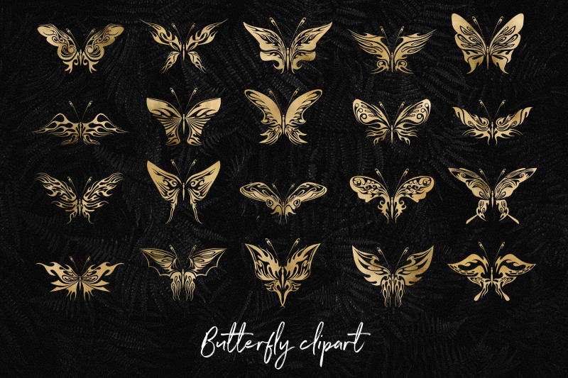 gold-butterfly-clipart