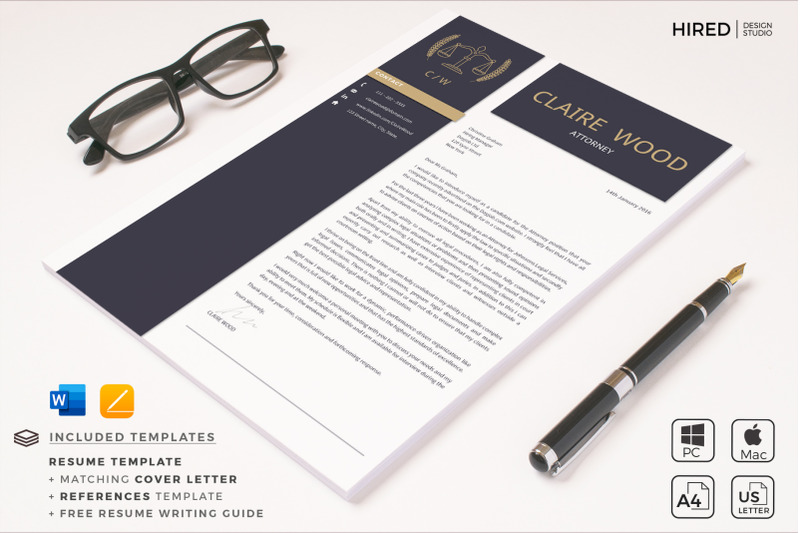 attorney-resume-professional-lawyer-cv-us-letter-and-a4-size