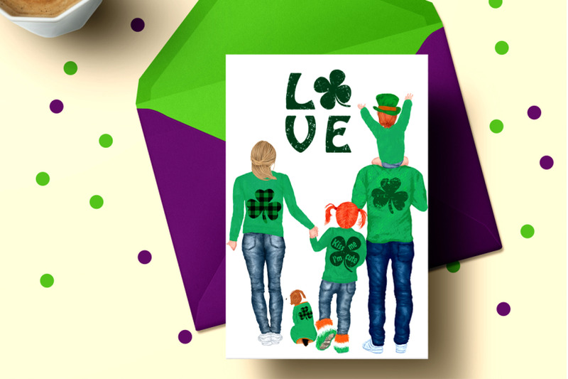 st-patricks-day-clipart-irish-family-clover-lucky-charm
