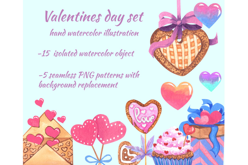 valentines-day-watercolor-clipart-watercolor-set-with-hearts