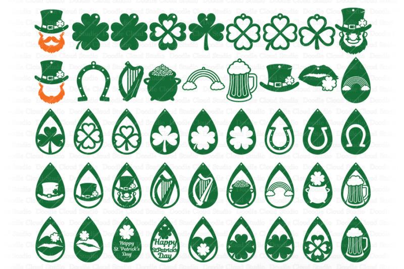st-patrick-earrings-svg-earring-svg-st-patrick-pendant