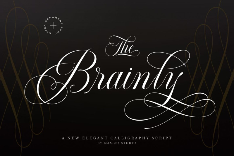 brainly-script-with-ornament