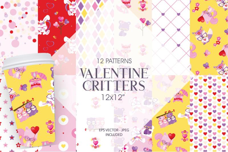 valentine-critters