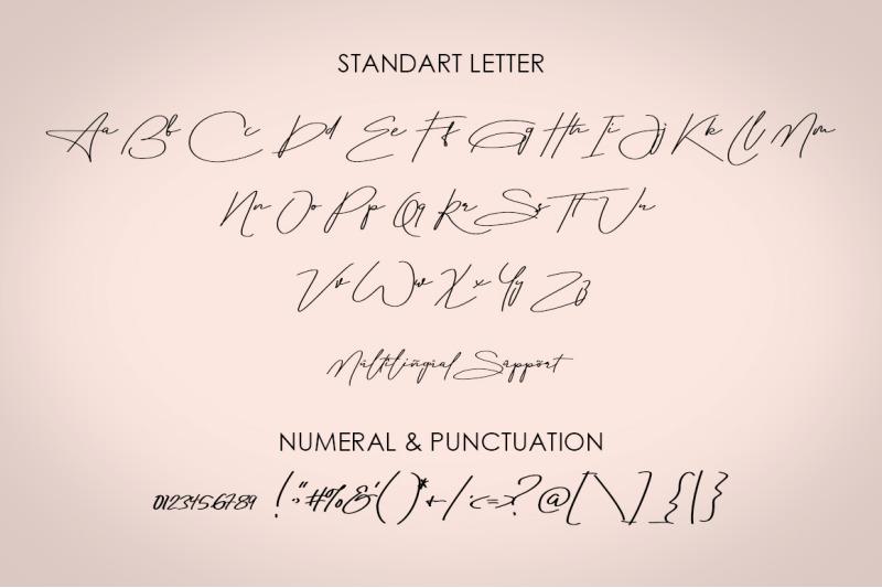 aletheia-a-handwritten-signature-font