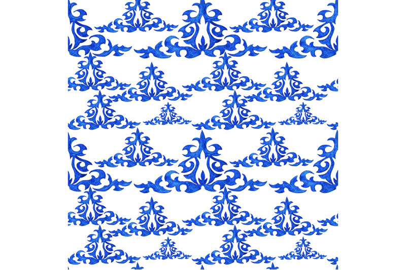 seamless-blue-pattern